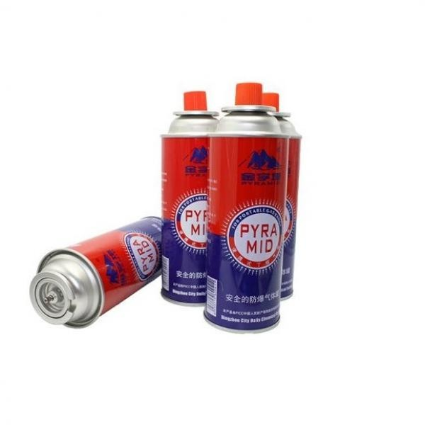 Made in china butane canister 220g